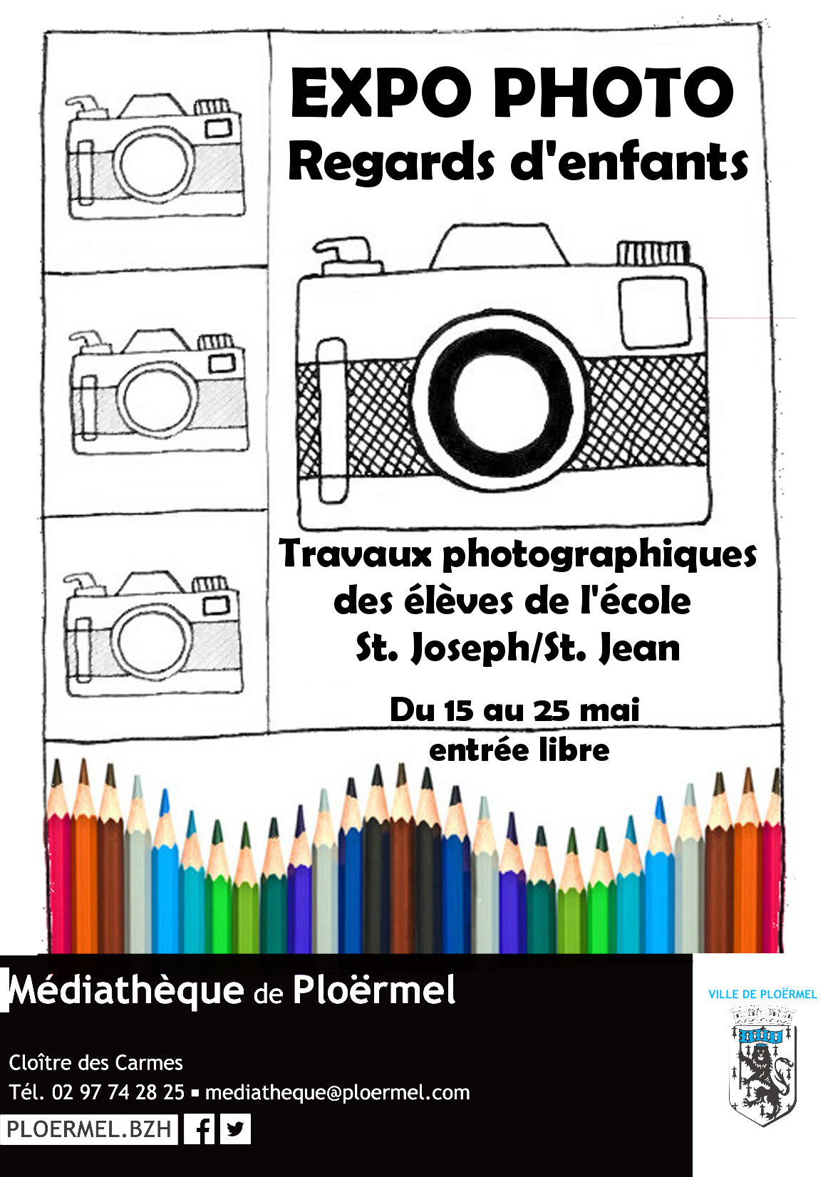 expo regards d'enfants