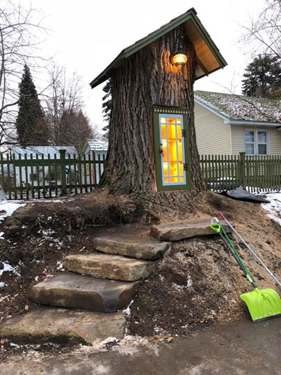little tree library